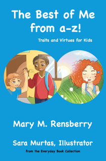 Best of Me Kid's book by Michigan author Mary Rensberry.